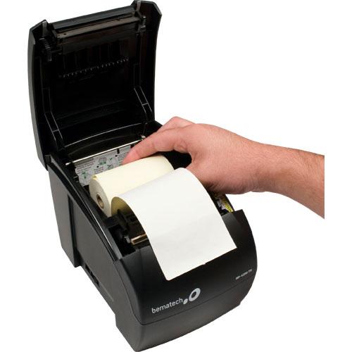 Impressora térmica Bematech modelo MP 4200 USB e ETHERNET / GUILHOTINA  - Loja Campinas WCOM Soluções
