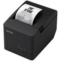 Impressora térmica Epson modelo TMT-20X  REDE/ETHERNET GUILHOTINA  - Loja Campinas WCOM Soluções