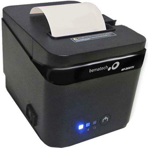 Impressora Térmica Não Fiscal Bematech MP-2800 TH  - Loja Campinas WCOM Soluções