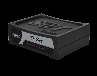 KIT SAT Dimep D-SAT + impressora Daruma DR-800 USB / GUILHOTINA  - Loja Campinas WCOM Soluções