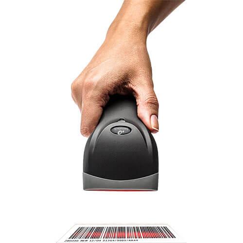 Leitor de código de barras BEMATECH CCD modelo BR-400 interface USB  - Loja Campinas WCOM Soluções