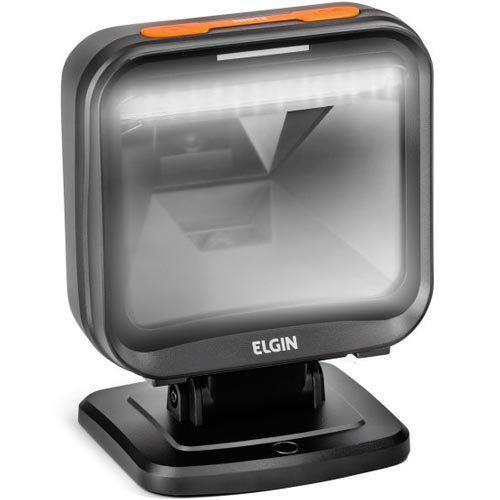 Leitor de Código de Barras Fixo 2D Elgin/Bematech EL8600 USB  - Loja Campinas WCOM Soluções
