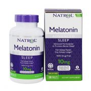 Melatonina 10 mg  -  Advanced Sleep - Liberação Prolongada  ( com vit B6 ) - 100 Tabletes