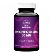 Pregnenolona 50 mg - 60 Cápsulas  MRM - Pregnenolone
