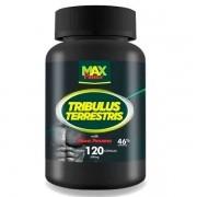 Tribulus Terrestris com Maca Peruana 600mg 46% Saponinas  120 cápsulas Max Power