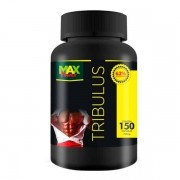 Tribulus Terrestris 150 caps 700mg e 63% de saponinas Max Power Evolution