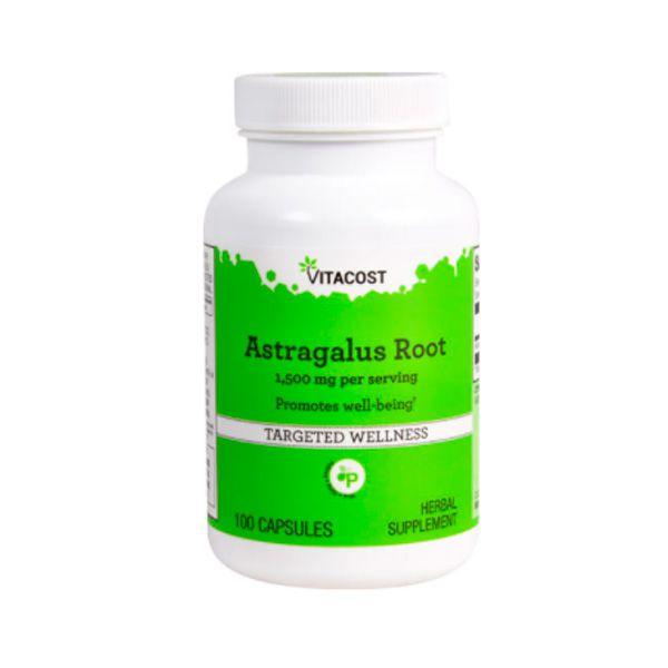 Astragalus 1500mg - 100 cápsulas