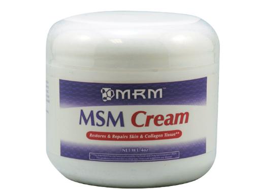 MSM Creme - com Vitamina A e D  - Importado.