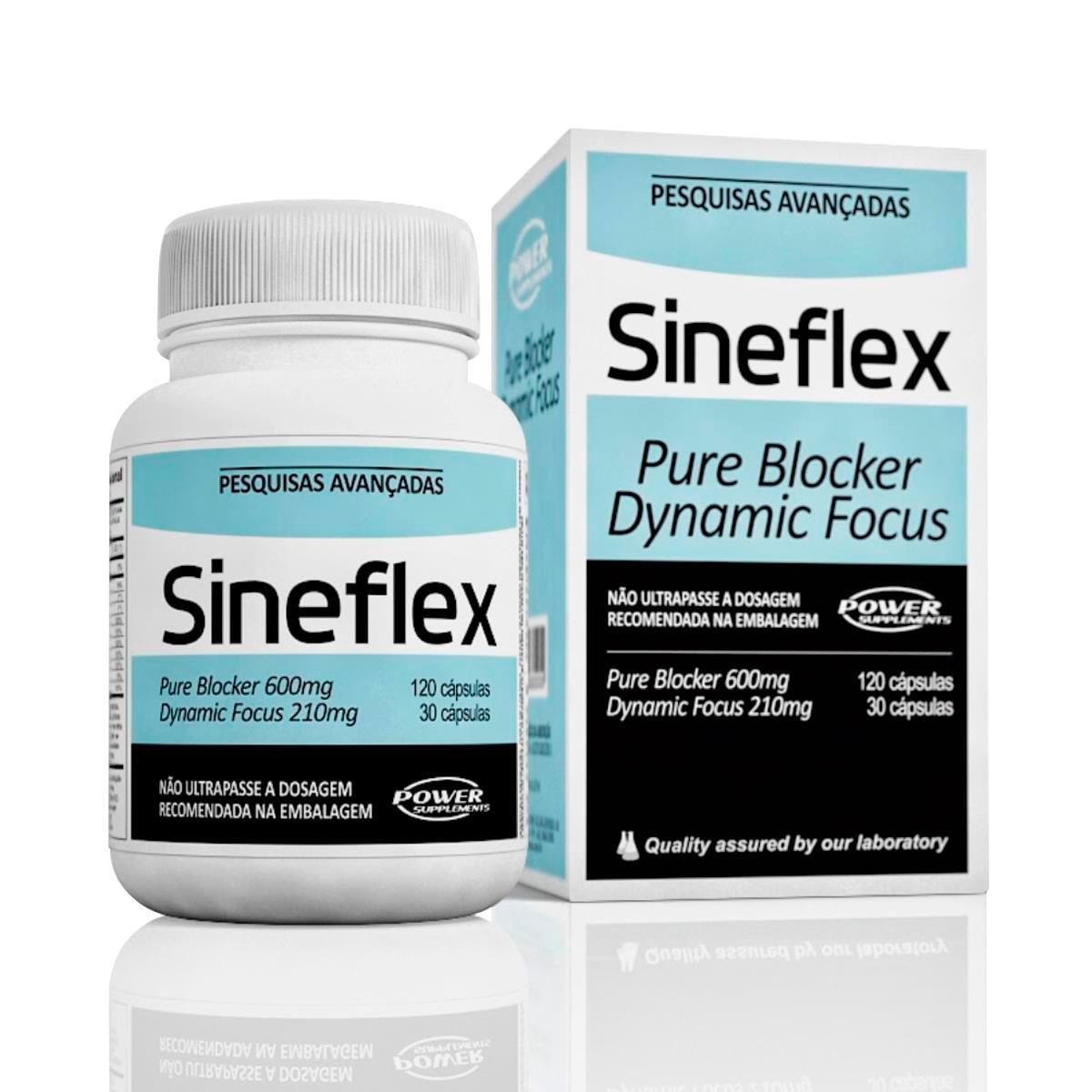 Sineflex - 150 caps