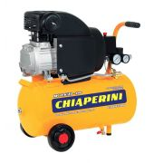 Motocompressor de Ar Chiaperini MC 7.6/21L 2HP