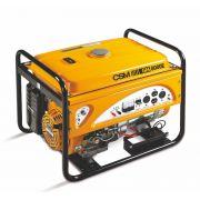 Gerador Energia CSM GM8000E 9KVA | Monofásico | Bivolt | Motor 15HP 4T
