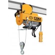 Guincho Eletrico CSM TEC 500/1000 com Trole