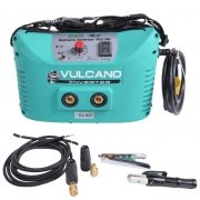 Inversora Solda Balmer Vulcano 165DV Bivolt 2x1 (Eletrodo - Tig)