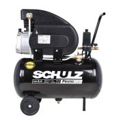 Motocompressor Schulz Pratic AIR CSI 8.5/25 2HP Monofásico