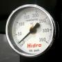 Fogão a Lenha com Forno HIDRO Supreme HFS2 N2 42L Preto