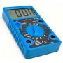 Multimetro Digital MINIPA ET-1000 Display LCD 3.1/2 Digitos  CAT I 600V Tensão DC/AC 10A