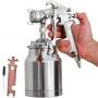 Pistola Pintura PDR  Alta Produção PRO-510 Tipo Sucção Caneca 1L Bico 1,6mm