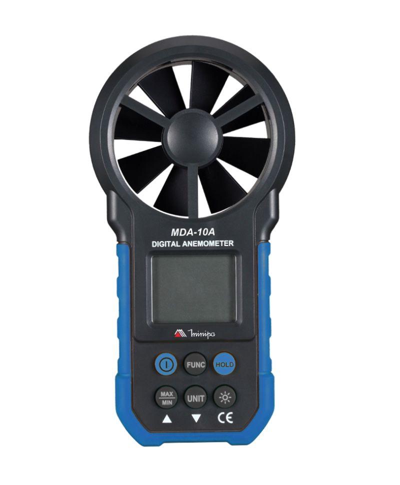 Anemômetro Digital Minipa MDA-10A