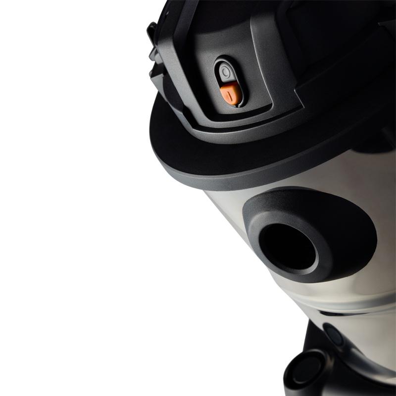 Aspirador de pó e água Wap GTW Inox 20L 1600w