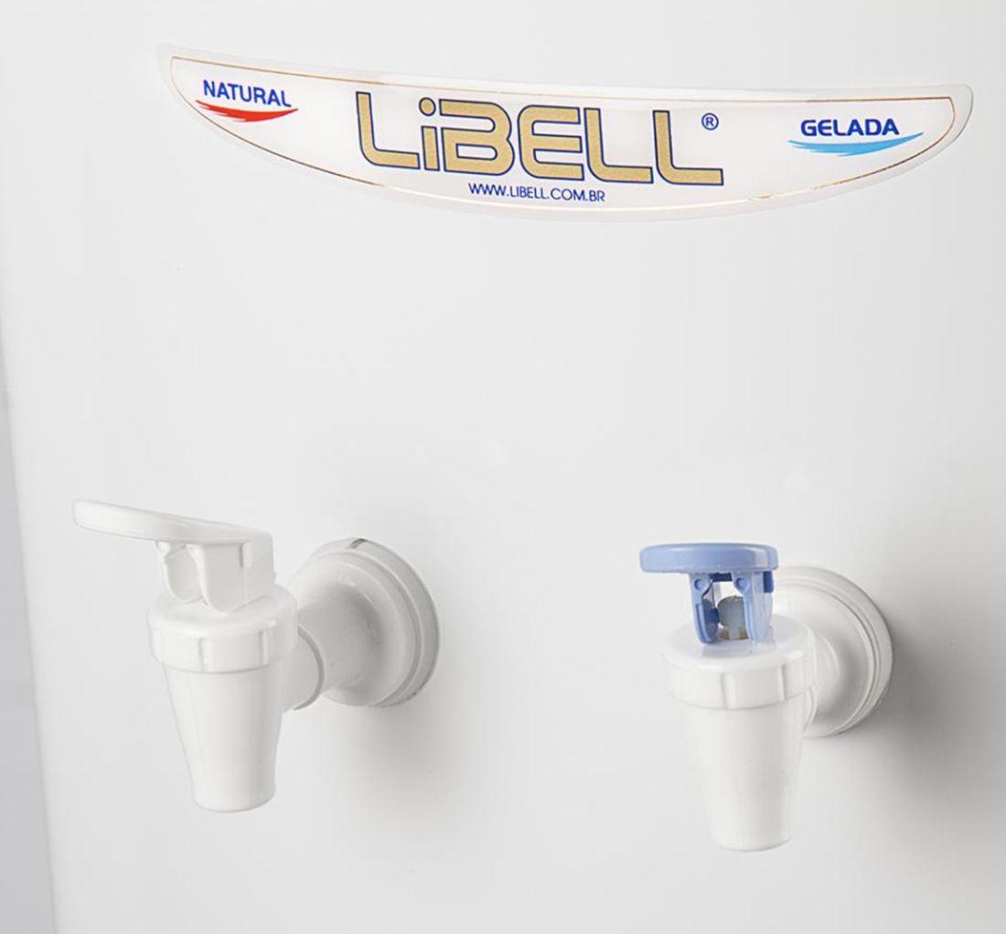 Bebedouro Coluna Libell Master Branco CGA