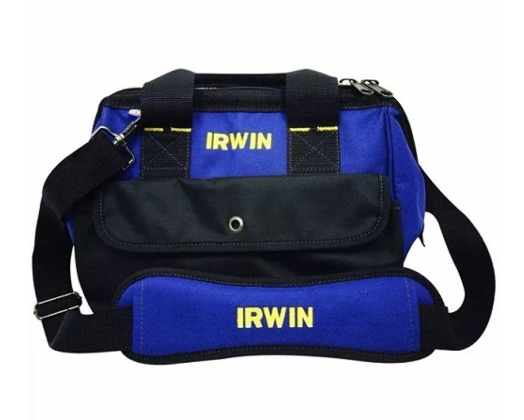 "Bolsa Mala Standard Irwin 12"" 04 bolsos"
