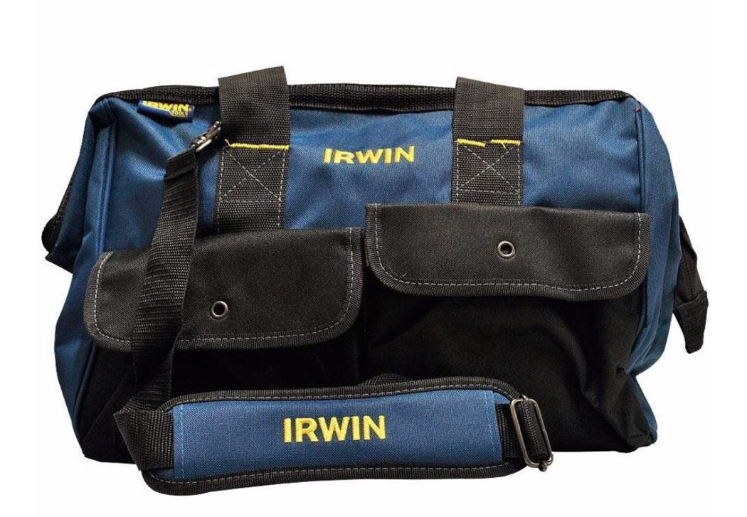 "Bolsa Mala Standard Irwin 16"" 05 bolsos"