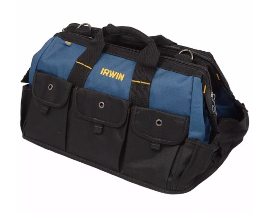 "Bolsa Mala Standard Irwin 20"" 12 bolsos"