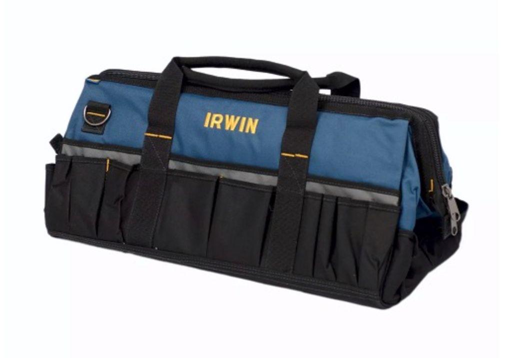 "Bolsa Mala Standard Irwin 24"" 19 bolsos"