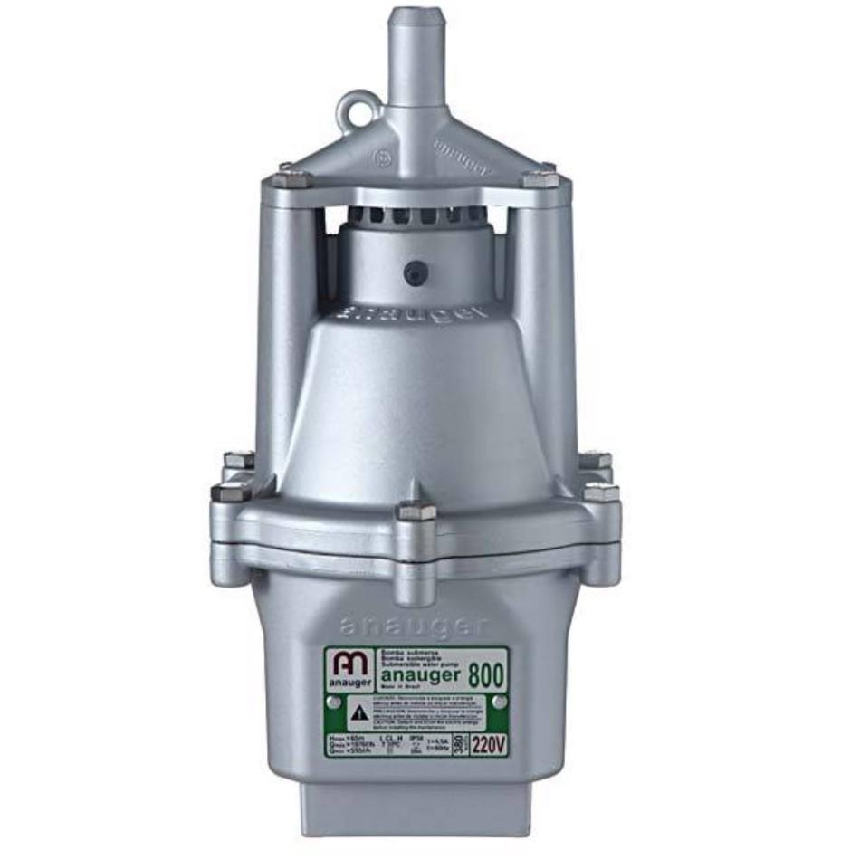Bomba Submersa Vibratória Anauger 800 5G 380w