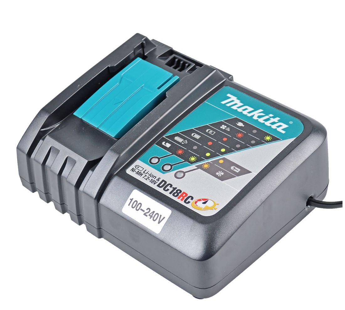 "Chave Impacto Bateria Makita 1/2"" 280Nm + 02 Baterias 18V DTW285RME Bivolt"