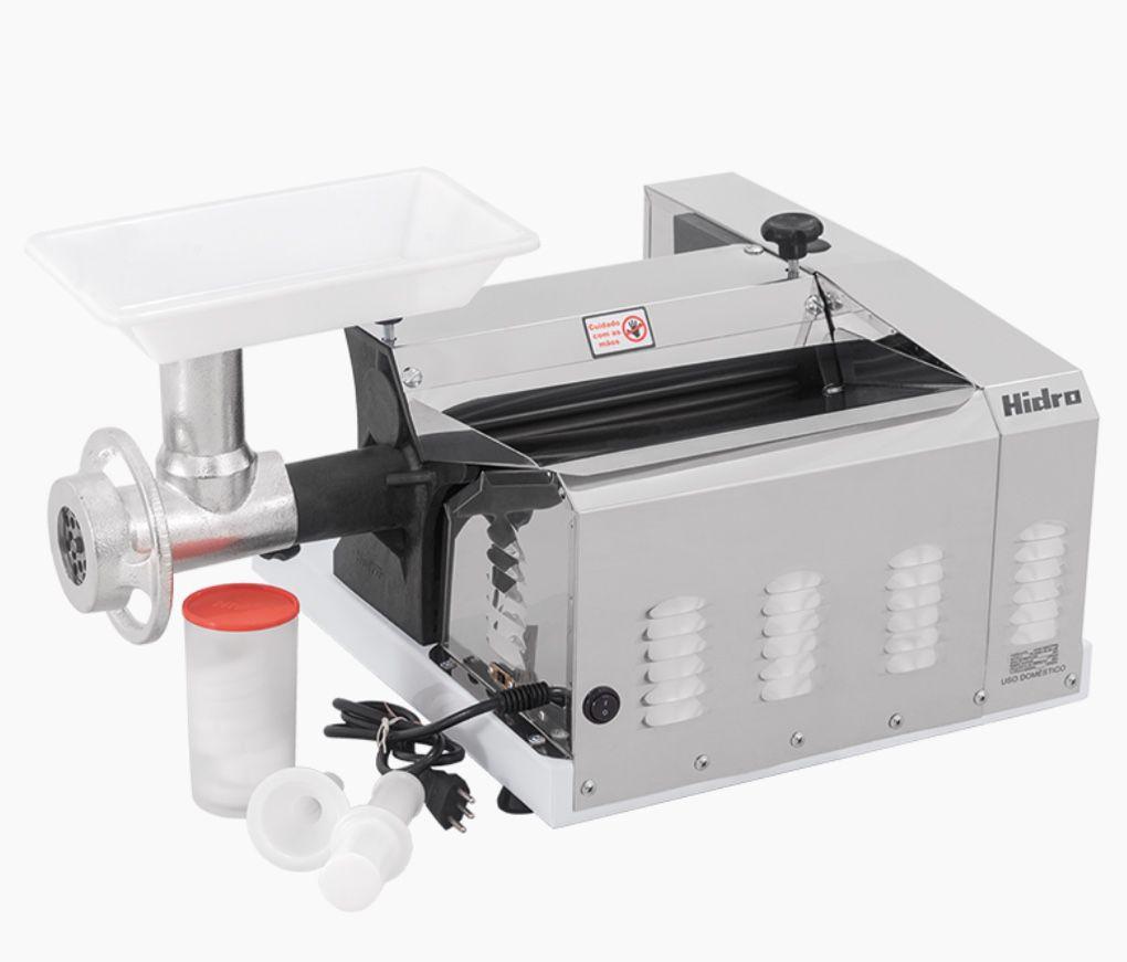 Cilindro Elétrico Hidro 1/2CV HB300 LME Inox Bivolt com Moedor