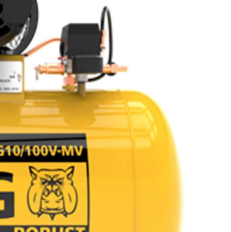 Compressor Ar Fiac Bulldog BG10/100V-MV 2HP