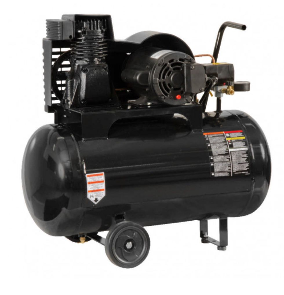 Compressor Ar Schulz Pratic Air Portátil CSI 7.4/50L 1,5CV