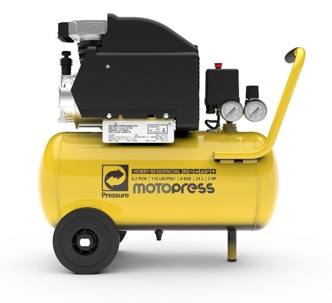 Motocompressor Pressure MotoPress 8.2/24L 2HP
