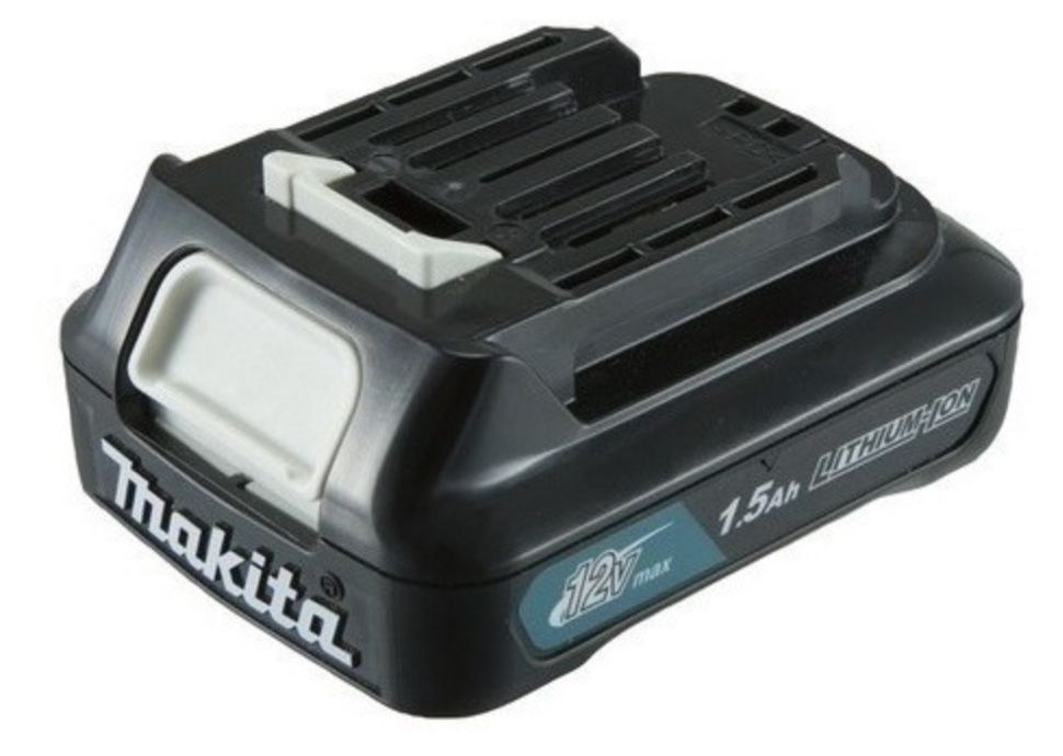 """Parafusadeira / Furadeira Impacto Makita 3/8"""" 12v HP333DWYX3 com 1 bateria + carregador bivolt"""
