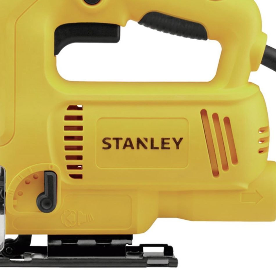 Serra Tico-Tico Stanley 600w SJ60K com maleta