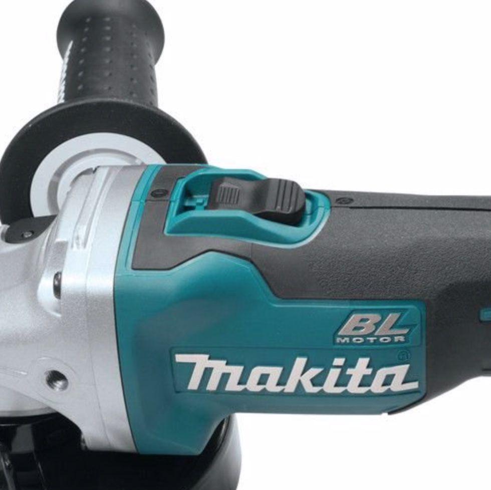 Esmerilhadeira Angular 125mm Motor BRUSHLESS Makita DGA504Z (sem bateria e carregador)
