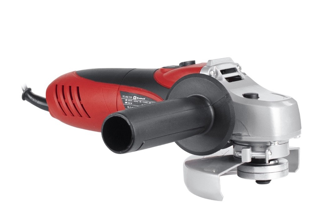 "Esmerilhadeira Angular EINHELL 115mm 4.1/2"" 500w TC-AG 115"