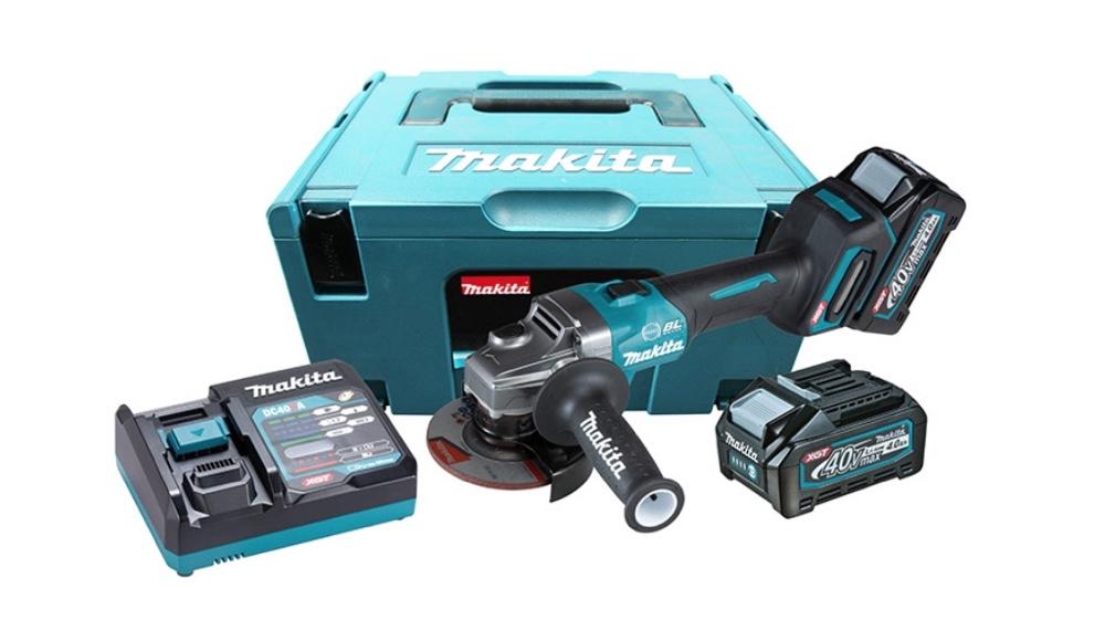 Esmerilhadeira Bateria MAKITA Brushless 4.1/2