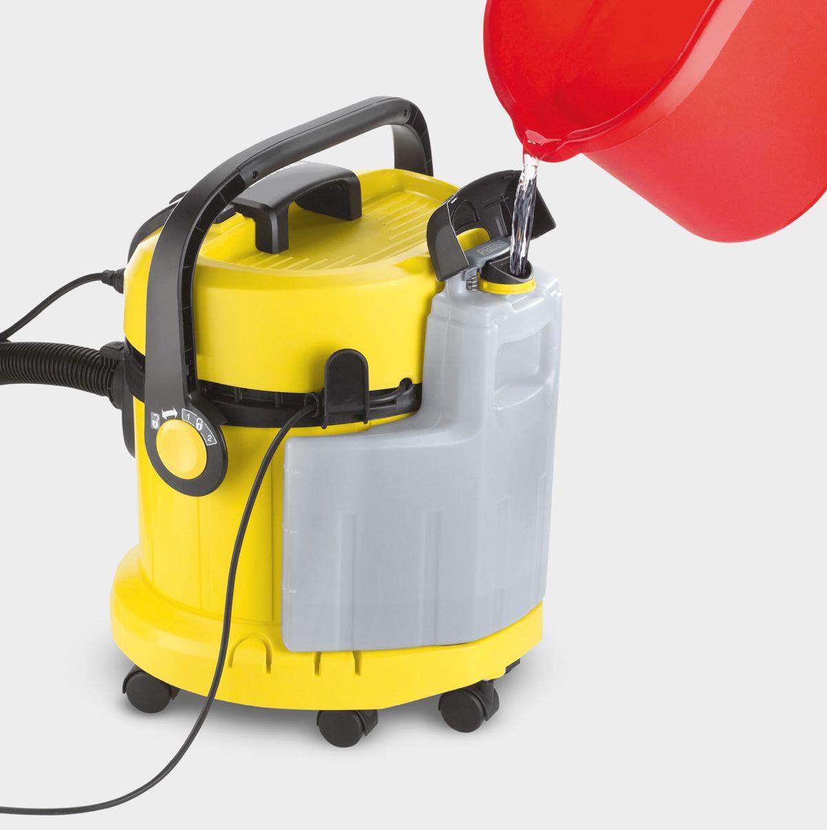 Extratora Aspirador Pó e Líquidos Karcher SE 4001
