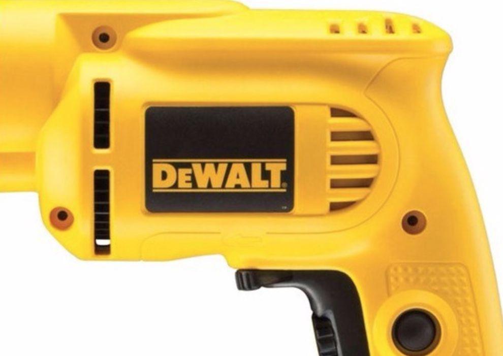 "Furadeira Dewalt 3/8"" 550w DWD014"