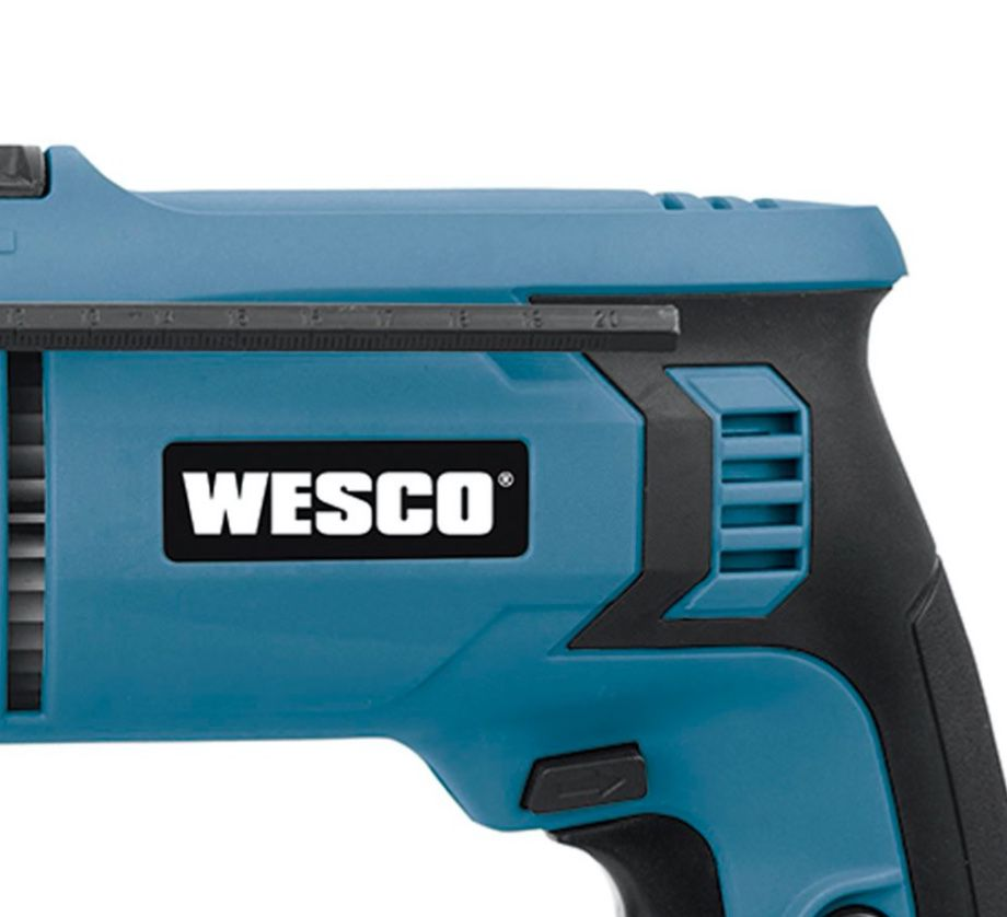 "Furadeira Impacto WESCO 1/2"" 13mm 750w WS3174"