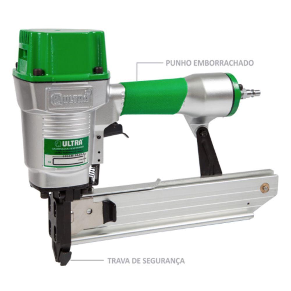 Grampeador Pneumático AirFix 14/50 Ultra Hammer
