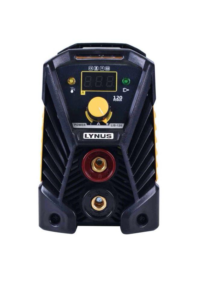Inversora Solda Lynus LIS-120 Power 120A BIVOLT