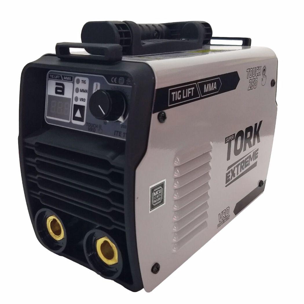 Inversora Solda SuperTork Extreme ITE-11250 2x1 220v (TIG LIFT-Eletrodo)
