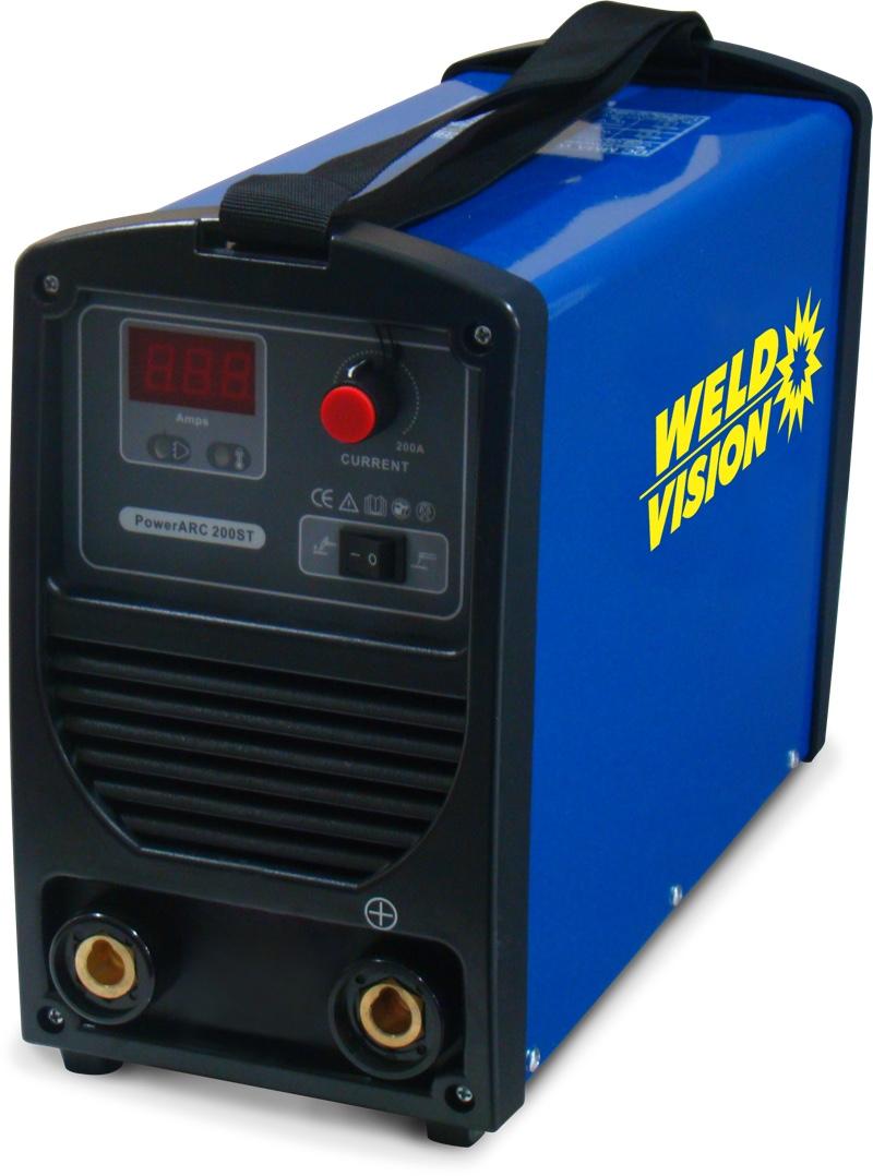 Inversora Solda WeldVision PowerArc 200ST (bivolt)