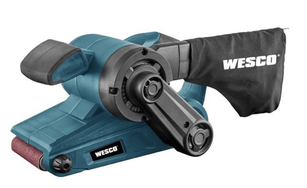 Lixadeira Cinta Manual WESCO 920w WS4366