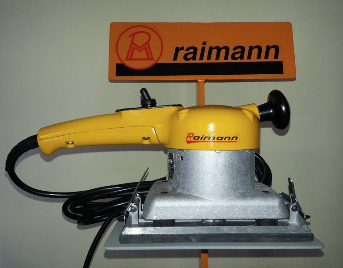 Lixadeira Orbital Raimann RTS-1