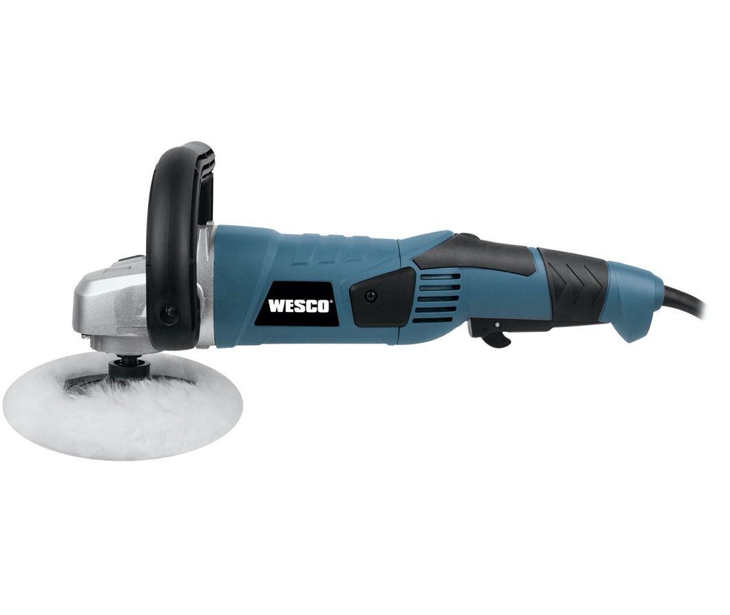 """Lixadeira / Politriz WESCO 1200w 5"""" 125mm WS4504K"""