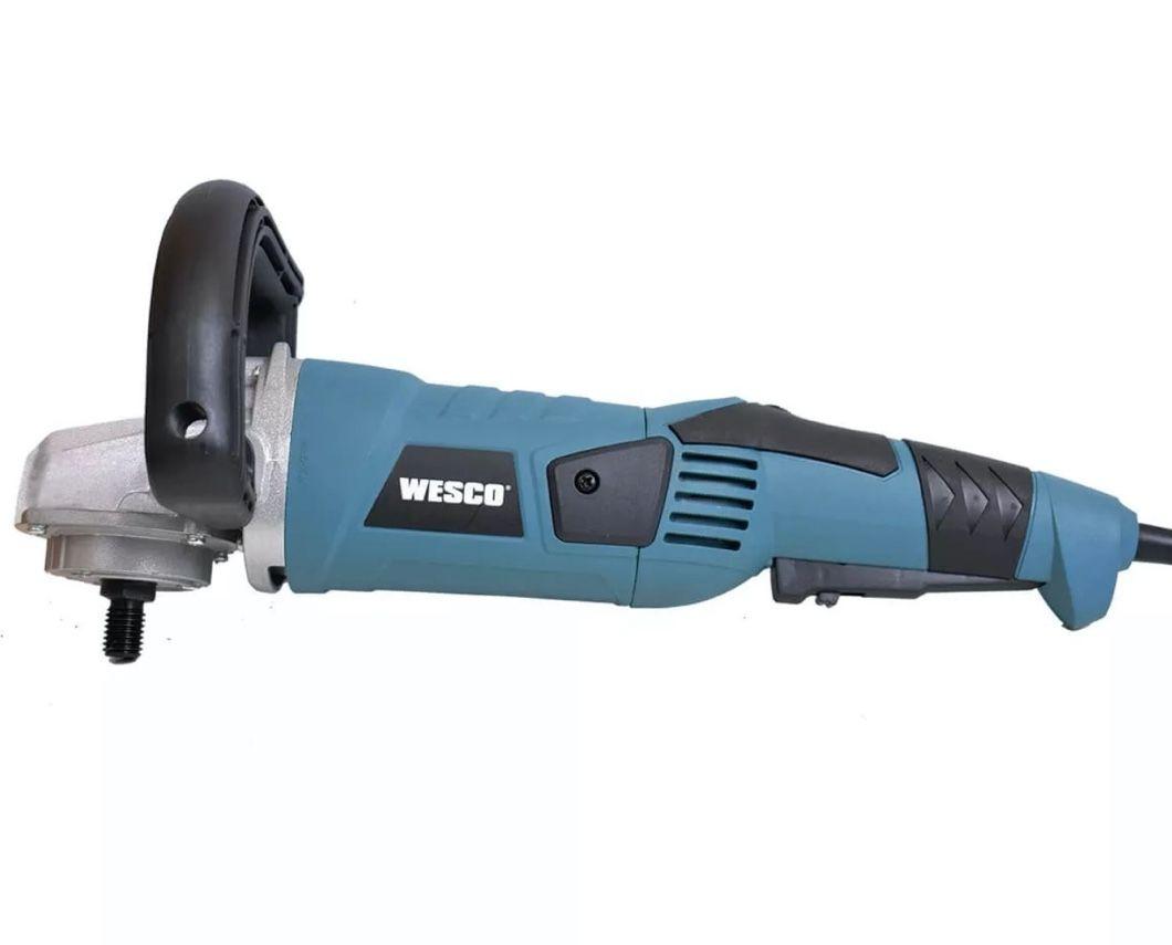 Lixadeira / Politriz WESCO 1400w 180mm WS4501